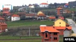 Косово, село Марине