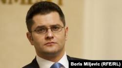 Српскиот министер за надворешни работи Вук Јеремиќ