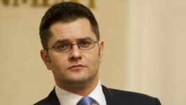 Serbian Foreign Minister Vuk Jeremic