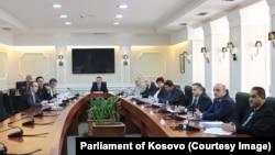 Mbledhja e Kryesisë së Kuvendit