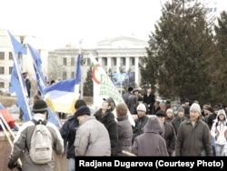 День солидарности с Усть-Ордой в Улан-Удэ 21 марта 2006 г.