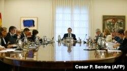 ესპანეთის მთავრობის სხდომა