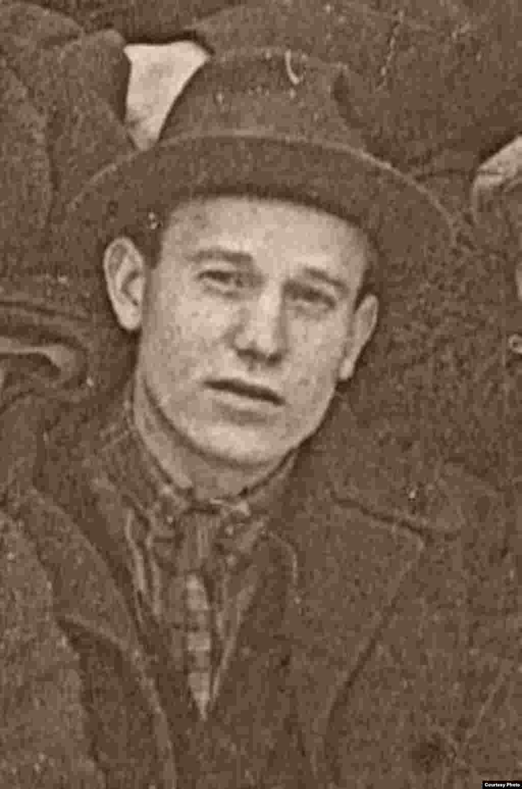 Пятрусь Броўка. 1929 г. З фондаў БДАМЛМ