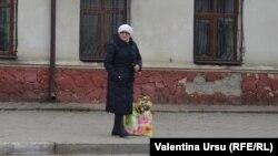 Moldova, la Ungheni