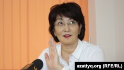 Бахытжан Торегожина, правозащитник и руководитель общественной организации «Ар.Рух.Хак».