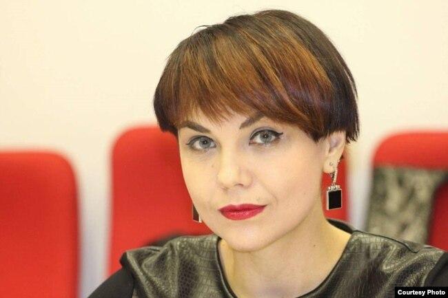 Александра Рэшмэдилава