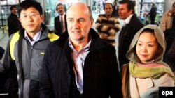 The IAEA's team of inspectors arrived in Tehran three weeks ago.