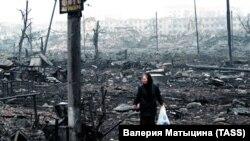 Грозный, 17 февраля 2000 года