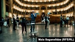 Музыкально-хореографическая драма – это своего рода эксперимент, синтез различных жанров и видов искусства