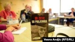 Promocija Lepslijeve knjige u Beogradu