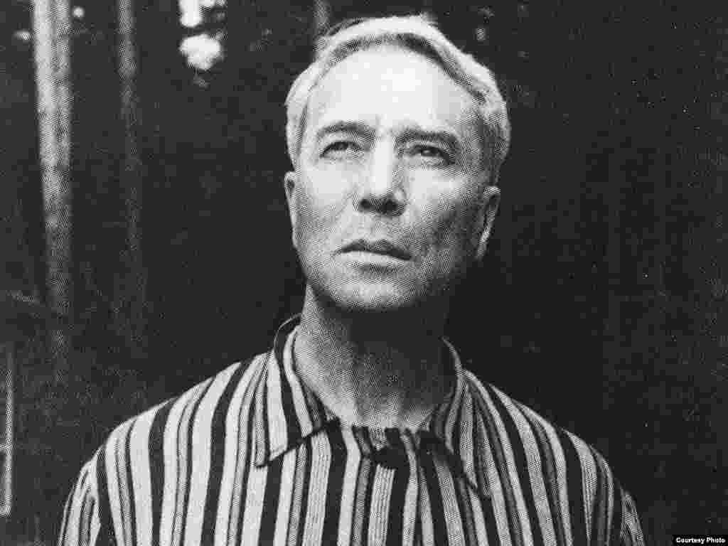 Борису Пастернаку Нобелевская премия была присуждена в 1958 году