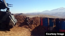 الجيش اللبناني في عملية راس بعلبك الاخيرة، 27 شباط 2015