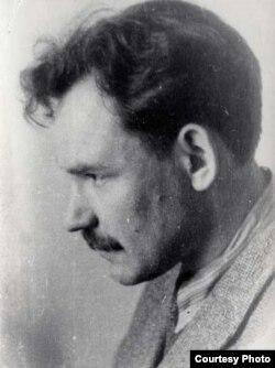 Поэт Иван Светличный. Фото 60-х годов