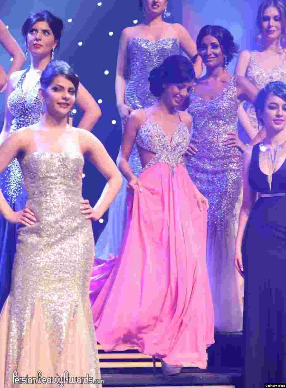 Canada - Iranian beauty contest in Canada