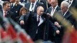 Vladimir Putin u Beogradu, oktobar 2014.