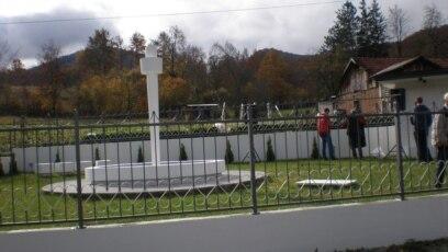 Spomenik žrtvama zločina u Sjeverinu