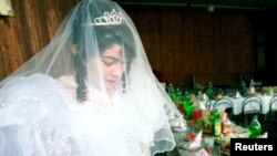 As many as one in four marriages in Chechnya begins with the bride being kidnapped.