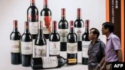 В Китае тоже делают вино