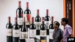 Две трети общего импорта вина в Китай приходится на страны ЕС. 40% - на Францию