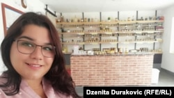"""""""Nađite nešto što vas zanima i pokušajte to ostvariti u svom gradu, prije nego što odustanete, spakujete se i uzmete pasoš u ruke"""", kaže Zerina Hajrlahović iz Bihaća"""