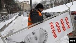 Украина готовится ко второму туру выборов в президенты