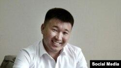 Экс-лидер молодежного крыла СДПК Ренат Самудинов.
