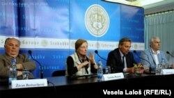 Konferenecija za medije Saveta za očuvanje intelektualnog nasleđa Radomira Konstantinovića
