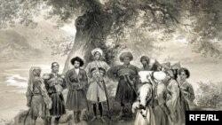 Чиркәсләр өчен XIX гасырдагы Кавказ сугышы әле тәмамланмаган