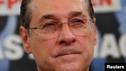 هاینتس کریستیان اشتراخه، رهبر حزب «آزادی» (افپیاو)