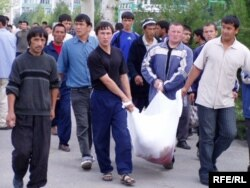 In May 2005, large protests in the eastern city of Andijon were brutally suppressed by Uzbek security forces and reportedly led to hundreds of deaths.