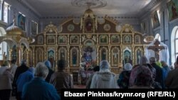 Храм ПЦУ в Симферополе, архивное фото