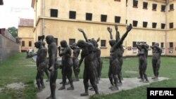 """În vizită la memorialul de la Sighet, România: """"Toată lumea trebuie să cunoască trecutul ca să înțeleagă viitorul"""""""
