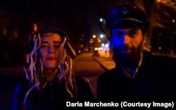 Дарья Марченко и Даниэль Грин