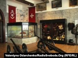 Експозиційні зали в Палаці Любомирських