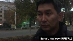 Лукпан Ахмедьяров, журналист газеты «Уральская неделя». Уральск, 11 октября 2016 года.