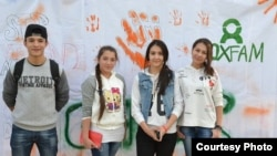 Фото взято с официального аккаунта Федерации таэквондо и кикбоксинга Таджикистана в Facebook