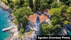 Todorićeva vila na prodaju