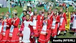 """Урмай-Зәлидә"" фестиваленең беренчесе. 2013 ел."