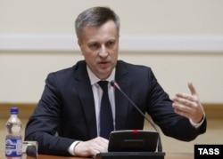 Валентин Наливайченко у 2014 році