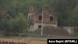 Prelaz Tržačka Raštela u izgradnji