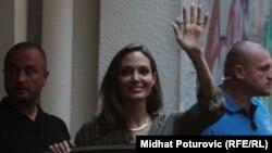 Анджелина Джоли, 7 июля 2012