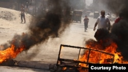 مواجهات بين مؤيدين للاخوان والشرطة (من الارشيف)