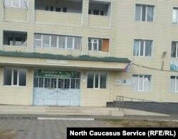 Общежитие, из которого выселяют людей