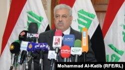محافظ الموصل اثيل النجيفي