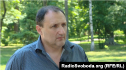 Андрій Дубовик, колишній співробітник спецпідрозділу СБУ