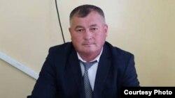 Снятый с предвыборной гонки кандидат в депутаты маслихата Рахымжан Мекембекулы.