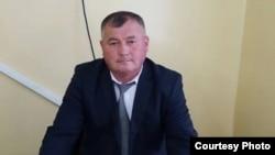 Рахымжан Мекембекулы, директор средней школы имени Шамши Калдаякова.