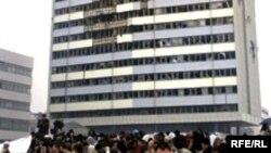 Arhivski snimak: molitva pred Parlamentom BiH u Sarajevu