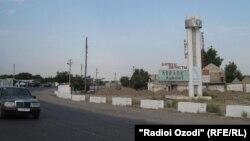 Кыргызско-таджикская граница, Баткенская область, 23 июня 2012 года.