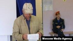 Муниципальные выборы в Москве